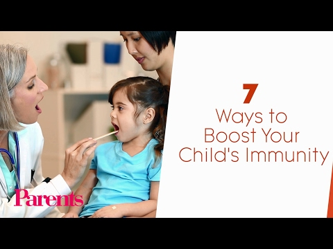 7 Ways to Boost Your Child's Immunity | Parents