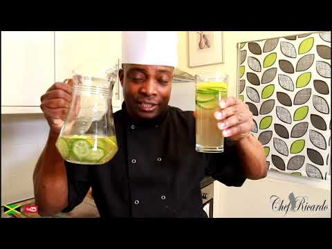 easy weight loss drink !! from chef Ricardo juice bar