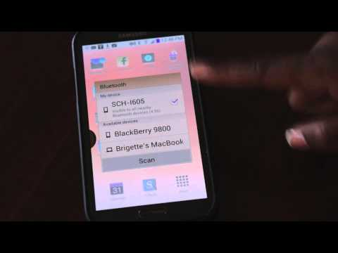 How to Reset a Samsung Bluetooth : Samsung Device Tips