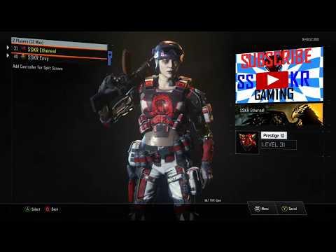 Black Ops 3 Multiplayer