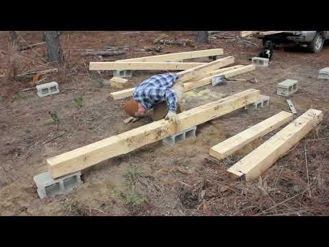 Building a SOLAR KILN!! Part 1