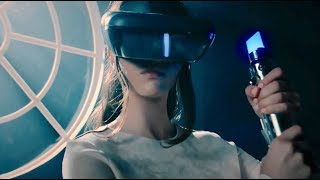 Star Wars: Jedi Challenges AR lightsaber augmented reality announcement at D23 Expo 2017