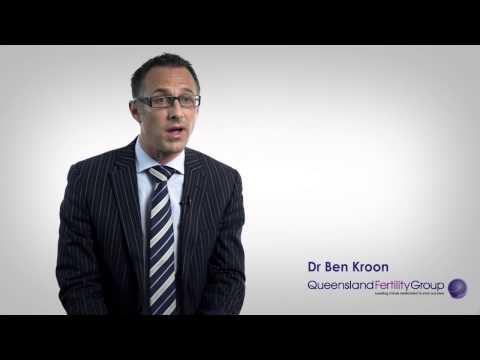 Dr Ben Kroon, Qld Fertility Group