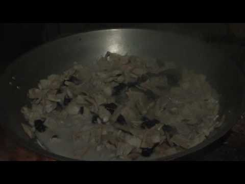 Cooking in the Philippines Bicol