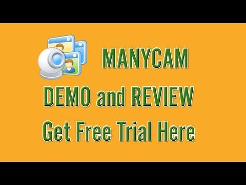 Manycam Pro Review Demo No Fluff - Download Manycam Here