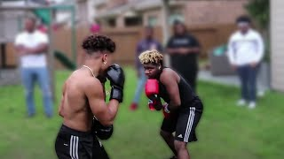 PUT THE GLOVES ON PUBLIC BOXING 😱 ( EXTREME NO RULES EDITION )