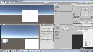 Unity 3D Dersleri #4 Look'At Translate Rotate Fonksiyonları - Tufy