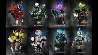 Kamen Rider Cross-Z Evol Henshin Sound [HQ] - PakVim net HD