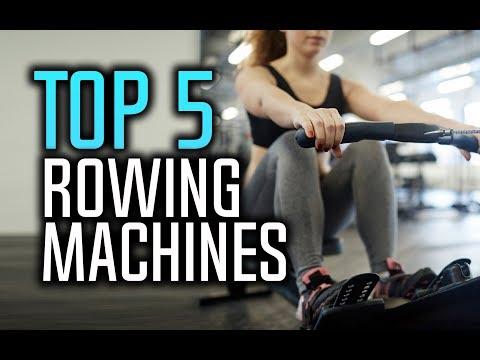 Best Rowing Machines in 2018!