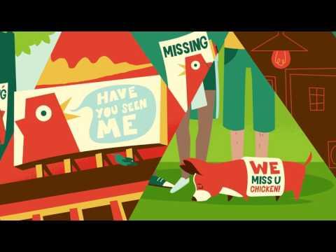 KFC Presents   Big Chicken Small Movie   Teaser Trailer