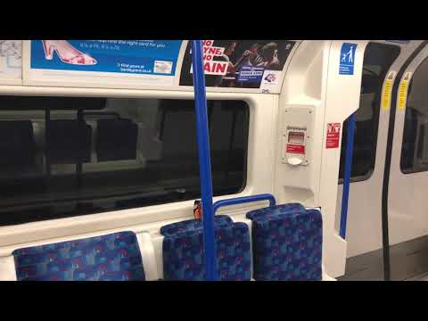 London Underground: Northern line from Camden Town Bank branch to Euston Bank branch