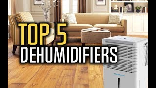 Best Dehumidifiers in 2018 - Which Is The Best Dehumidifier?