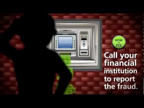 Identity Theft - What to Do if Your Identity is Stolen