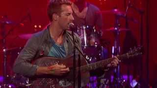 Coldplay  Charlie Brown Live On Letterman