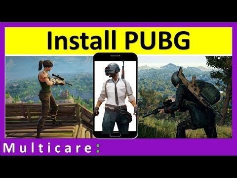 How to download PUBG in mobile | Play PUBG in Android