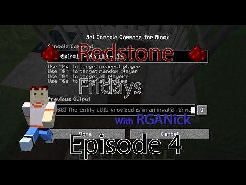 How to Make a Teleporter in Vanilla Minecraft with No Mods - Redstone Workshop Episode 4