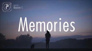 Maroon 5 - Memories (Lyrics)