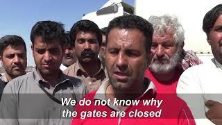 Coronavirus: Pakistan closes Iranian border