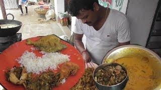 Five Dish Making Within Twenty Minutes in Street Kitchen | Travelers May Find Good Way to Cook