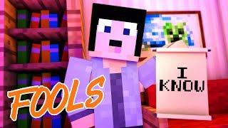 Minecraft Fool Friends - THEY KNOW WHAT I DID?! | Minecraft Roleplay