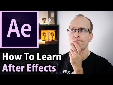 How to Learn AFTER EFFECTS Fast | Top 5 Tips + Win a Course!