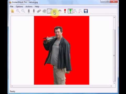 how to replace a picture background and make a collage without photoshop