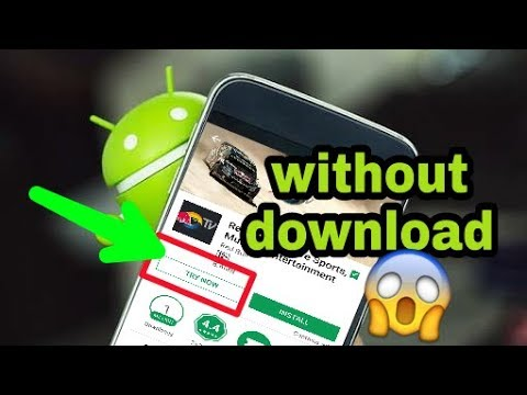 Install any app without download ll instant app secrets