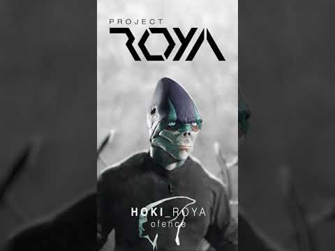 Project_ROYA - Hoki - Motion Poster (Eevee Animation)