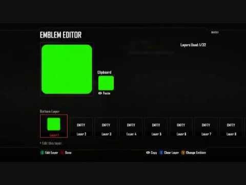 Emblem tutorial  Ep. 1 (FaZe Logo)