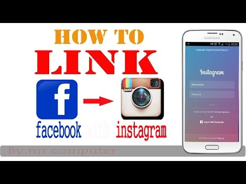 How To Link Facebook To Instagram In Hindi 2016