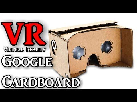 Google Cardboard - Virtual Reality Viewer