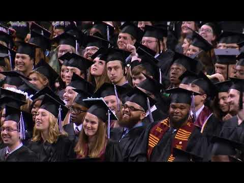 2018 Graduation: Chief Justice Frank J. Williams Commencement Address