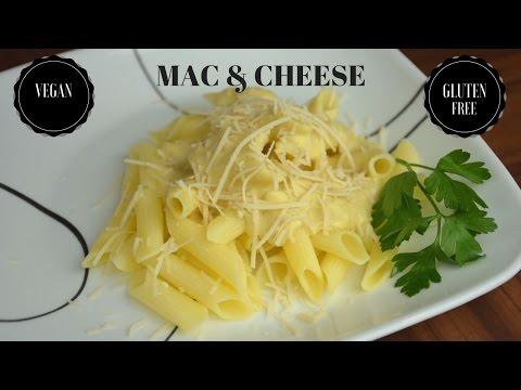 Gluten Free Vegan Mac and Cheese