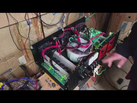 Power Jack 15KW Inverter temp test (follow up)