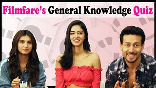 Download GK Quiz with the Cast of SOTY 2 | Ananya Pandey | Tara Sutaria | Tiger Shroff | SOTY2 Cast Interview Video