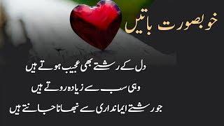 Urdu Quotes ||  Best Urdu Quotes On Life ||  Urdu Quotes With Images || Urdu Quotes On Zindagi