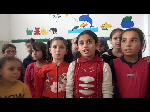 Finding Syria's orphans of war