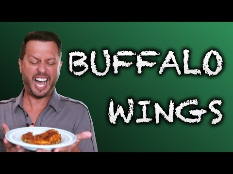 HOW TO MAKE BUFFALO WINGS IN A TOASTER OVEN