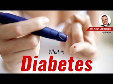 Diabetes - Dr Arun Lakhanpal, Senior Consultant (Pulmonologist)