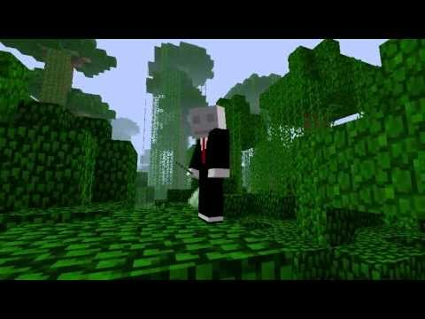 How to find Slenderman in Minecraft