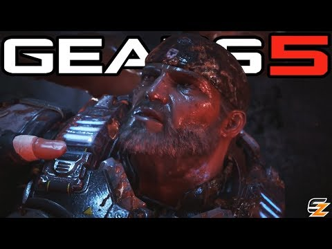 Gears of War 5 - Marcus Fenix Swarm Connection & Fate of the Character!? (Gears of War 5 Discussion)