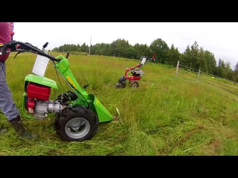 Sickle Bar Mower Comparison between Casorzo and Eurosystem