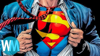 Top 10 Stupidly Overpowered Superheroes