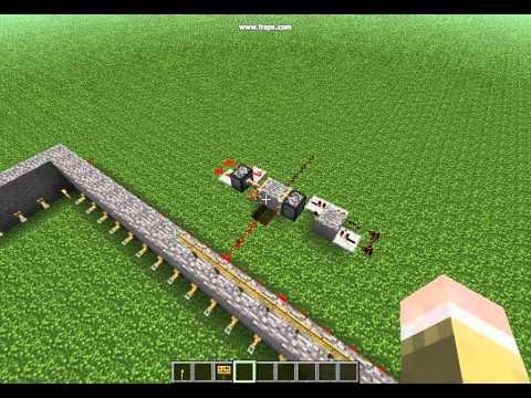Minecraft Redstone Spawnpoint Setter