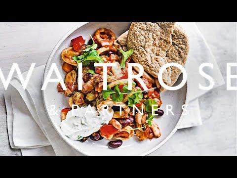 One-pot Seafood Chilli | Waitrose