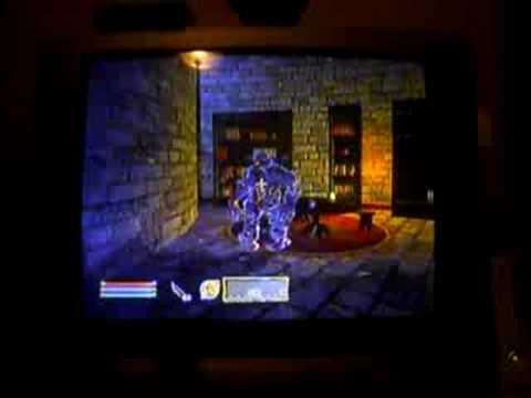 Oblivion Easy Skill Ups/Level Ups