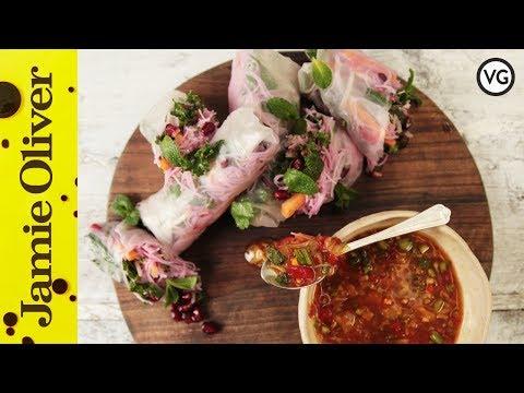 Winter Rolls Party Food | Tim Shieff
