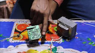 How to make powerful Inverter and Battery Charger in Hindi | इन्वर्टर और चार्जर कैसे बनाऐ
