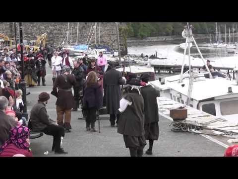 Conwy Pirates Weekend Llandudno North Wales
