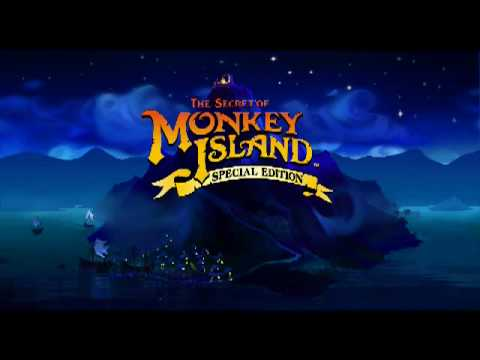 Let's Play The Secret of Monkey Island (Special Edition) - 01 - Introduction & The Scumm Bar